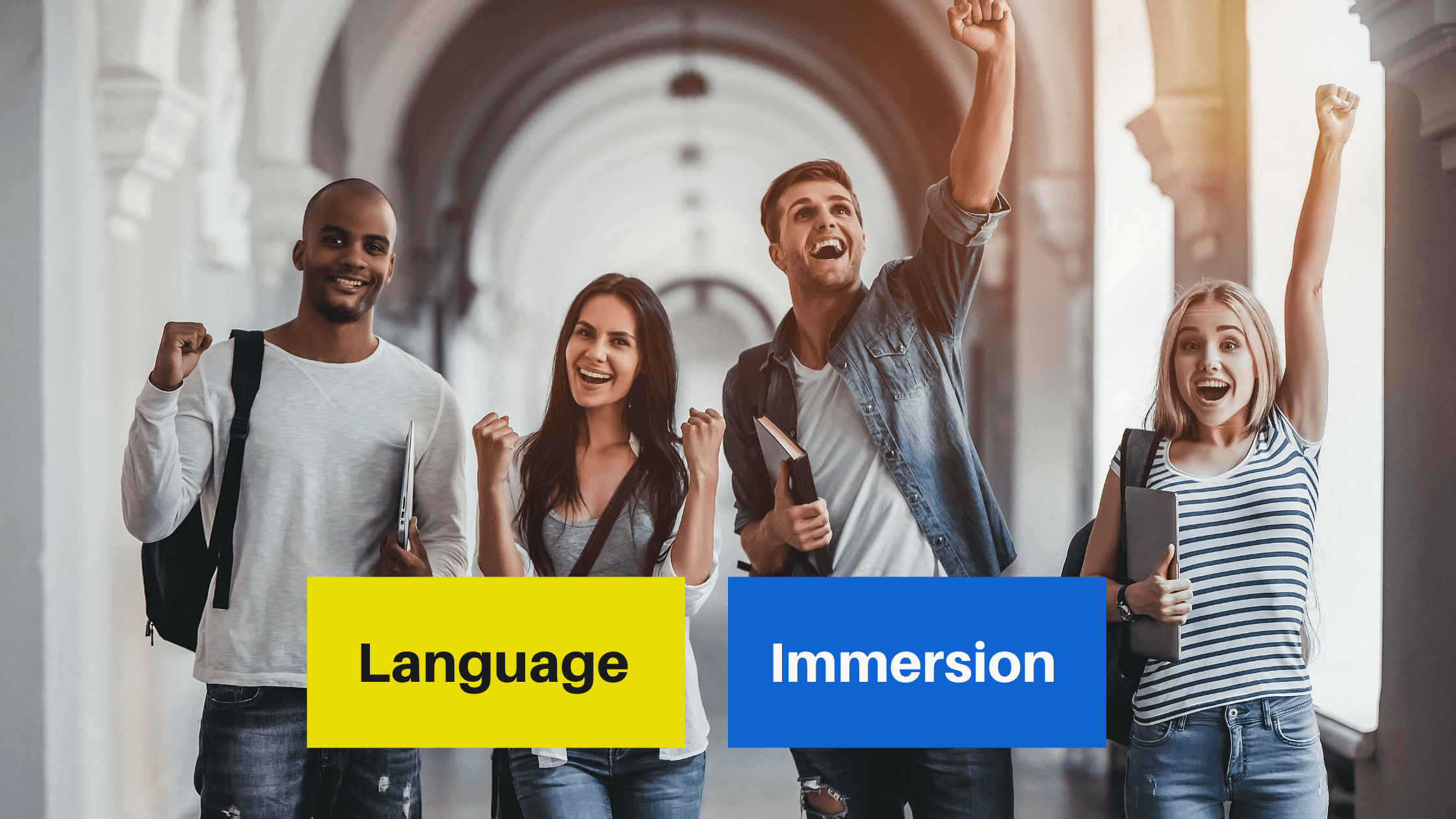 Benefits of a language immersion program for your children