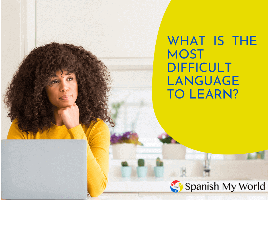 Here you will find the list of the most difficult languages to learn