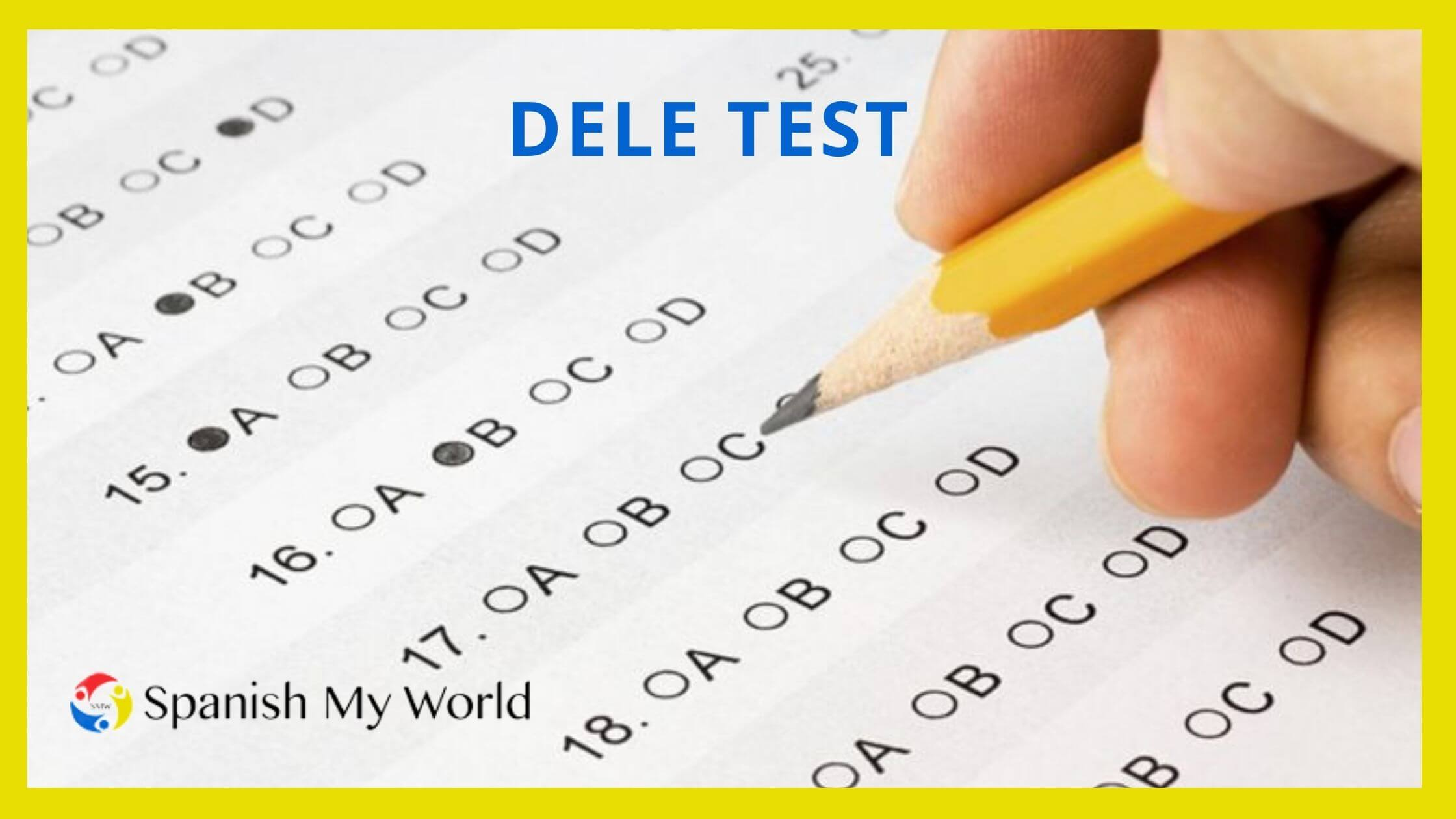 Keys to pass the DELE exam